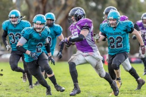 Ballarat Falcons vs Gippsland Gladiators