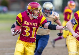 Gridiron Victoria:Monash Warriors